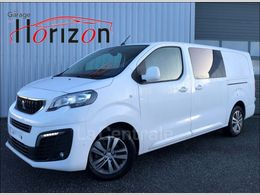 PEUGEOT EXPERT 3 FOURGON iii 2.0 bluehdi 120 s&s cabine approfondie long pro