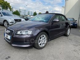 AUDI A3 (2E GENERATION) CABRIOLET ii (3) cabriolet 2.0 tdi 140 ambition luxe