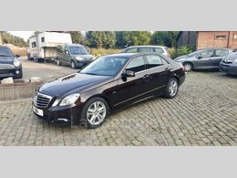 MERCEDES CLASSE E 4 IV 200 CDI BLUEEFFICIENCY AVANTGARDE EXECUTIVE