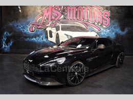 ASTON MARTIN VANQUISH 2 ii coupe 6.0 573 boite touchtronic 2