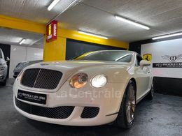 BENTLEY CONTINENTAL GT gt coupe 6.0 w12 bi-turbo 610 gt speed