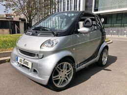 Photo d(une) SMART  CABRIO BRABUS 55 KW SOFTOUCH d'occasion sur Lacentrale.fr