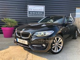 BMW SERIE 2 F22 COUPE (f22) coupe 218d 150 sport bva8