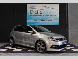 VOLKSWAGEN POLO 5 v (2) 1.4 tdi 90 bluemotion technology r-line 5p