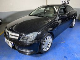 MERCEDES CLASSE C 3 COUPE iii coupe 250 cdi blueefficiency executive 7g-tronic