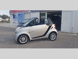 Photo d(une) SMART  II 52 KW CABRIO  PASSION MHD SOFTOUCH d'occasion sur Lacentrale.fr