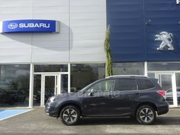 SUBARU FORESTER 4 iv (2) 2.0 d 4wd luxury lineartronic