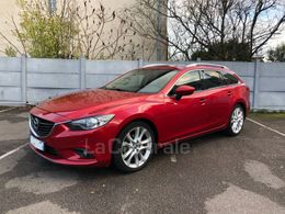 Photo d(une) MAZDA  III WAGON 22 SKYACTIV-D 175 SELECTION SKYACTIV-DRIVE d'occasion sur Lacentrale.fr