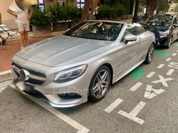MERCEDES CLASSE S 7 CABRIOLET 111 980 €