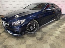 MERCEDES CLASSE S 7 COUPE AMG 82 990 €