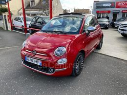FIAT 500 (2E GENERATION) ii 1.2 8v 69 lounge dualogic