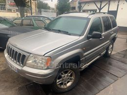 Photo d(une) JEEP  II 27 CRD LIMITED BVA d'occasion sur Lacentrale.fr