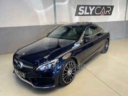 MERCEDES CLASSE C 4 COUPE iv coupe 250 d fascination 9g-tronic