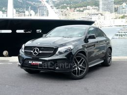 MERCEDES GLE COUPE 43 amg 4matic