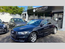 AUDI A6 (4E GENERATION) AVANT iv (2) avant 2.0 tdi ultra 190 business executive s tronic