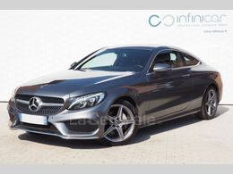MERCEDES CLASSE C 4 COUPE iv coupe 180 sportline 9g-tronic