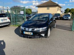 HONDA CIVIC 8 viii 1.8 i-vtec 140 executive cuir navi i-shift