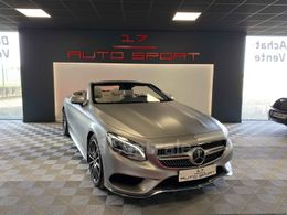 MERCEDES CLASSE S 7 CABRIOLET 102 030 €