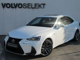 LEXUS IS 3 iii 300h f sport executive