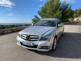MERCEDES CLASSE C 3 COUPE iii coupe 220 cdi blueefficiency executive