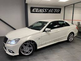 MERCEDES CLASSE E 4 IV 350 CDI BLUEEFFICIENCY AVANTGARDE EXECUTIVE BVA7 7G-TRONIC
