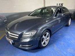 MERCEDES CLASSE CLS 2 ii 350 cdi 4matic blueefficiency edition 1 ba7 7g-tronic plus