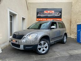 SKODA YETI 20 TDI 110 CR FAMILY