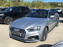 AUDI A5 (2E GENERATION) CABRIOLET ii cabriolet 2.0 tdi 190 s line s tronic 7
