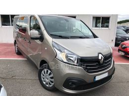 RENAULT TRAFIC 3 iii plancher cabine confort l2h1 1200 energy dci 125
