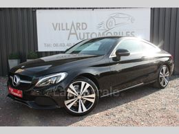 MERCEDES CLASSE C 4 COUPE iv coupe 220 d executive 9g-tronic