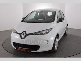 RENAULT ZOE r90 business achat integral 2019