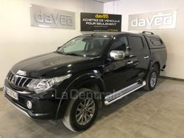 MITSUBISHI L200 3 iii double cabine 2.4di-d 181 black collection + bva my19