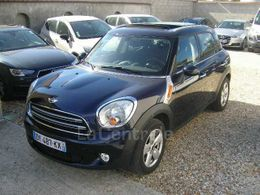 MINI COUNTRYMAN (2) cooper d 112 finition business trip