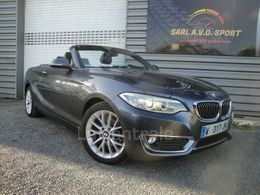BMW SERIE 2 F23 CABRIOLET (f23) cabriolet 218d 150 luxury bva8