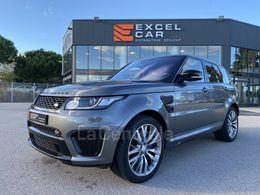 LAND ROVER RANGE ROVER SPORT 2 ii 5.0 v8 supercharged svr auto