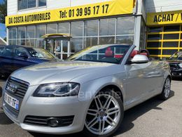 AUDI A3 (2E GENERATION) CABRIOLET ii (3) cabriolet 1.8 tfsi 160 ambition luxe stronic