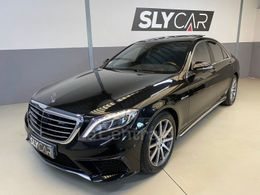 MERCEDES CLASSE S 7 AMG vii 63 amg