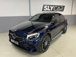 MERCEDES GLC COUPE 350 d fascination 4matic