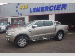 FORD RANGER 2 ii 4x4 2.2 tdci 150 double cab limited bva