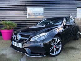 MERCEDES CLASSE E 4 COUPE iv (2) coupe 200 fascination 7g-tronic