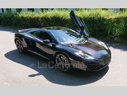MCLAREN MP4-12C 3.8 v8 twin-turbo 625