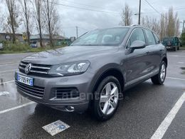 VOLKSWAGEN TOUAREG 2 ii 3.0 v6 tdi 245 fap 4motion bluemotion technology carat edition tiptronic