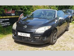 RENAULT MEGANE 3 COUPE CABRIOLET iii coupe cabriolet 2.0 dci 160 fap privilege 10cv