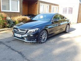 MERCEDES CLASSE C 4 COUPE iv coupe 200 sportline 7g-tronic