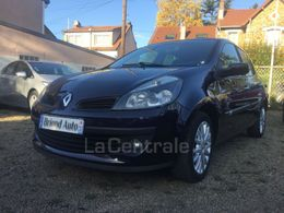 RENAULT CLIO 3 iii (2) 1.2 tce 100 exception pack cuir 5p