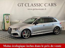 AUDI S3 (3E GENERATION) SPORTBACK iii (2) sportback 2.0 tfsi 310 quattro s tronic 7