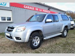 MAZDA BT-50 UTILITAIRE 2.5 mzr-cd pick up freestyle fighter