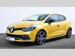 RENAULT CLIO 4 RS iv 1.6 turbo 220 rs trophy edc