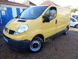 RENAULT TRAFIC 2 fourgon confort l1h1 1200 2.0 dci 90