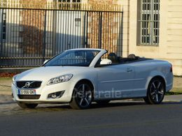 VOLVO C70 (2E GENERATION) CABRIOLET ii (2) cabriolet d3 150 inscription geartronic
